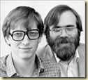 Bill Gates et Paul Allen