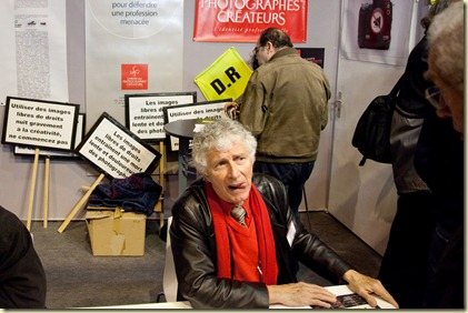 Pétition Sauvons la photographie au Salon de la Photo 2009
