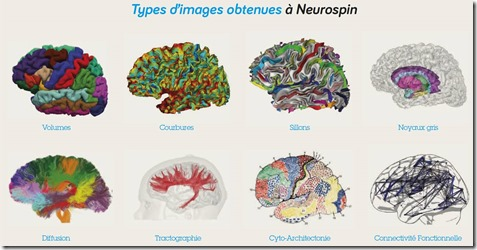 Neurospin Image Types