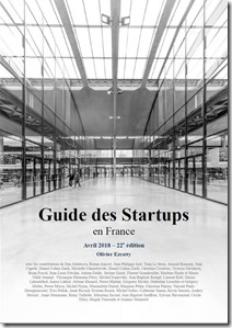 Couvertude Guide Startups 2018