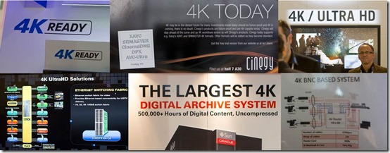 4K Everywhere IBC 2013