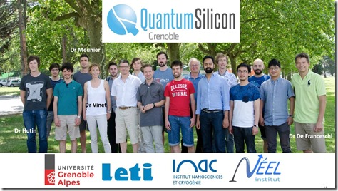 Quantum Silicon Grenoble