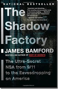The Shadow Factory James Bamford Cover Page