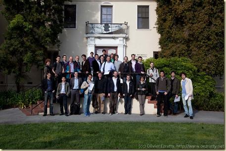 Groupe French Siliconnection at Stanford