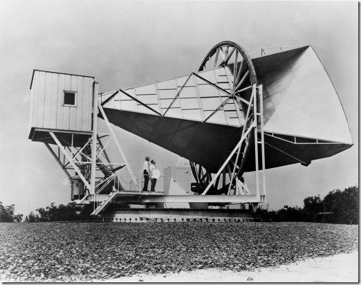20-Foot Echo Horn Antenna