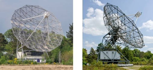 Dwingeloo radio telescope