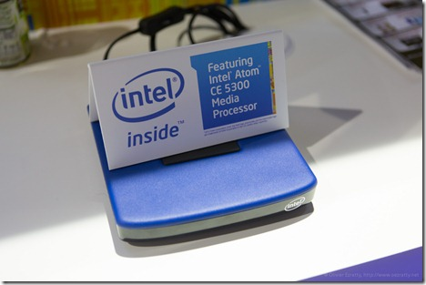 iFeelSmart on Intel booth (France) (6)