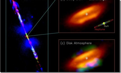 ALMA and VLA images of Herbig-Haro 212