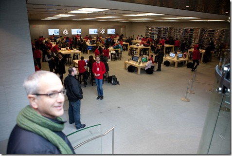Apple Store in NYC (3)