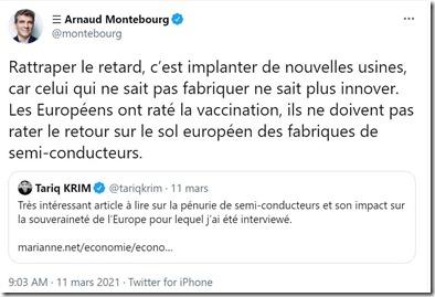 Arnaud Montebourg et les Fabs