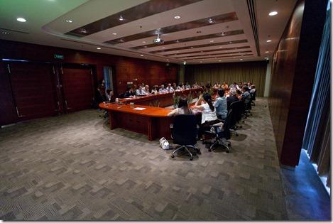 Business Meetings - salle de réunion du bâtiment administratif du ZJ Innoparc