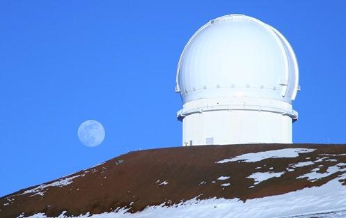 CFHT Telescope