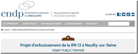 CNDP Site