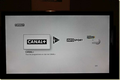 Canal  dans Windows Media Center (5)