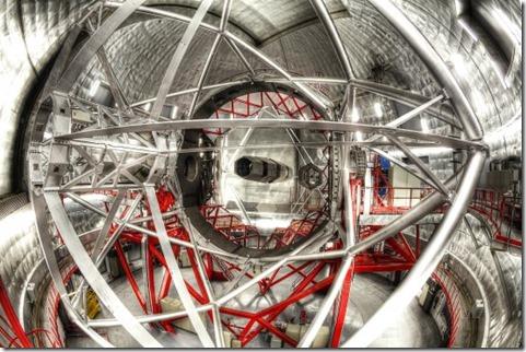 Canaries Telescope Primary Miror