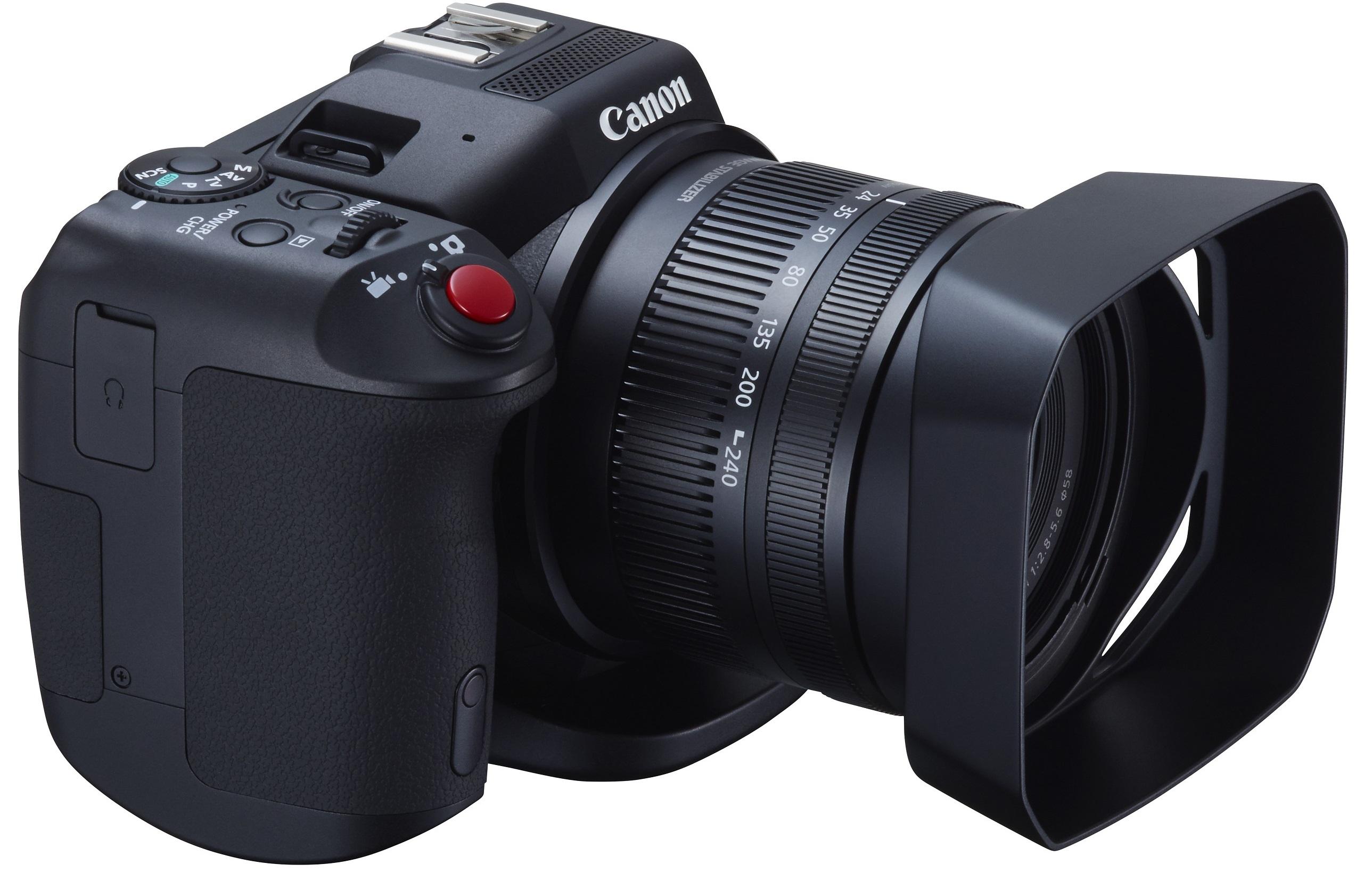 Canon XC10,