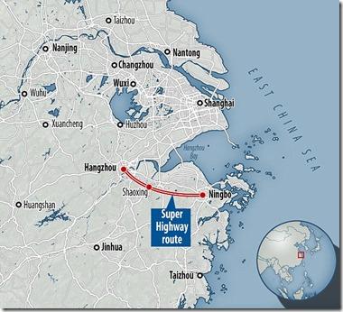 China expressway