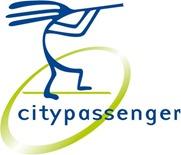 CityPassenger logo
