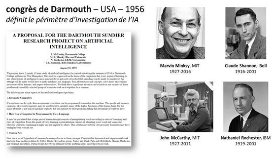 Congres de Darmouth