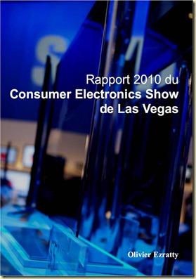 Couverture Rapport CES 2010 Olivier Ezratty