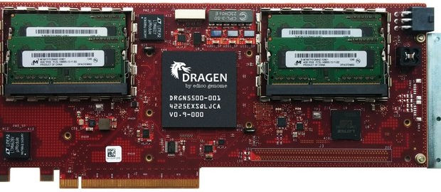 Dragen Bio-IT Processor