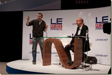 Gary Vaynerchuk and Loic Lemeur (1)