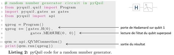 Generateur nombre aleatoire