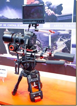 Grip Zaguto pour Canon 5D Mark II