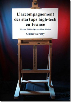 Guide Accompagnement Startups High-tech en France Olivier Ezratty