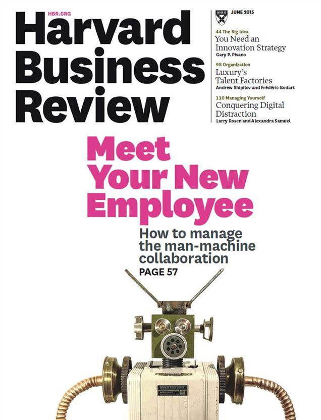 Harvard Business Review Meet your next employee