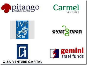 Israel Venture Capital Firms Logos