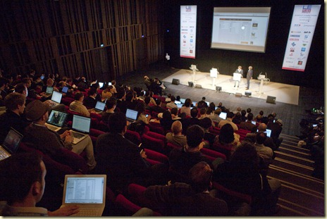 Leweb 2009 Startup Competition