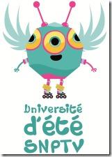 Logo Universite Ete SNPTV 2010