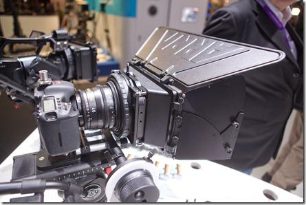 Mate pour Canon 5D II
