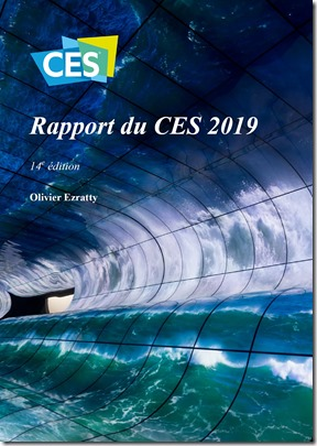 Olivier Ezratty CR du CES Jan2019 Cover Hires