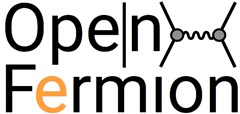 OpenFermion Logo