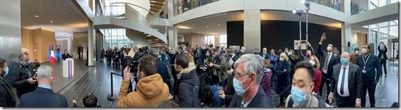 Panorama Discours Macron Quantique