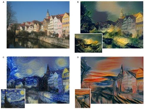 Peinture generative
