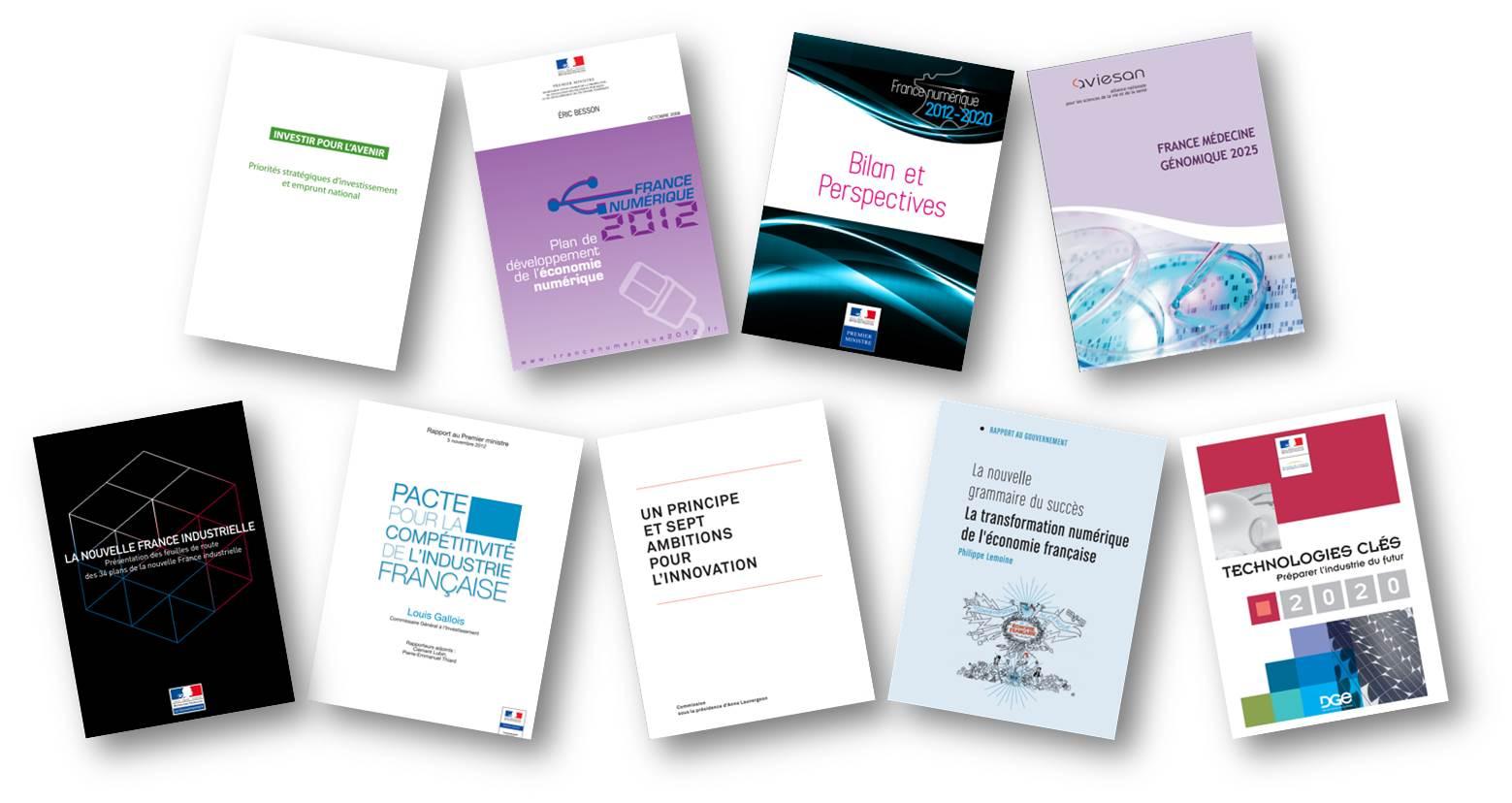Plans Industriels France