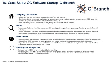 QxBranch profile