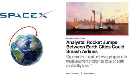 SpaceX voyage