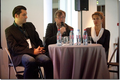 Table ronde transmedia story telling et marques (2)
