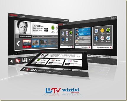 Toshiba Portail Multiservices Wiztivi