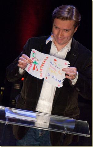 Vinvin aka Cyrille de Lasteyrie @ TEDx Paris Jan2010 (3)