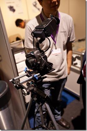 Viseur pour Canon 5D II