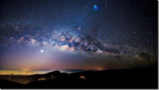 Voie Lactee vue de la Terre[3]