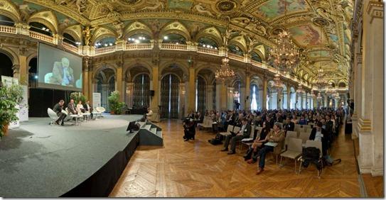Panorama Grande Salle Mairie de Paris 1