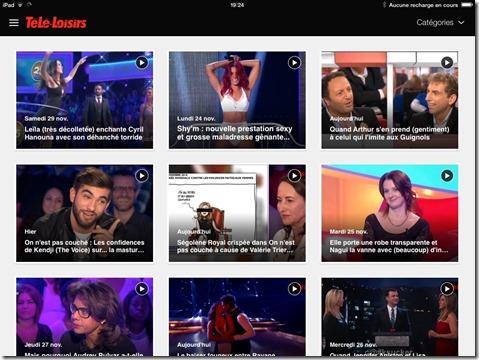 Télé Loisirs Extraits TV