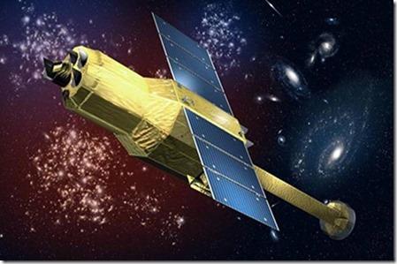Hitomi Space Telescope