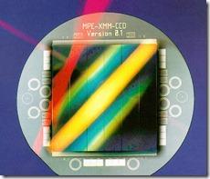 XMM Newton X Ray CCD